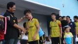 Gubernur Tutup Turnamen Sepak Bola Galatama Cup 2019