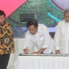 Kelola HHBK, Nurdin MoU dengan Kementerian