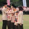 Sekdaprov Kepri Terima Penghargaan dari Presiden Jokowi