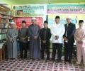Gubernur Tinjau Taman Bacaan Masyarakat Desa Tiangau
