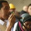 Serahkan KIP di Batam, Jokowi: Jangan Buat Beli Pulsa