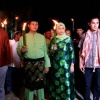 Bupati Bintan Pantau Persiapan Festival Lampu Cangkok