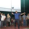 Servis Perdana Gubernur, Tanda Turnamen Voli Singkep Pesisir Dimulai