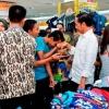 Pulang Kampung, Presiden Jokowi ke Mal