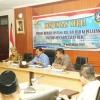 Gubernur Bahas Undang-undang Daerah Kepulauan Bersama DPR RI