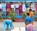Bupati Apresiasi Penampilan Identitas Masyarakat Melayu