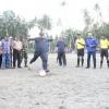 Nurdin Ingin Turnamen Sepak Bola Lingga Rutin Digelar