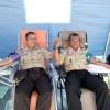 14 Tahun Pengabdian Tagana Kepri Gelar Donor Darah