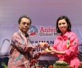 Wakili DPRD Kepri, Jumaga Hadiri Peresmian Kapal di Batam