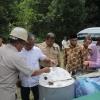Komisi III Tinjau Limbah Oli di Bintan