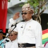 Lis Pimpin Upacara HUT Kota Otonom Tanjungpinang