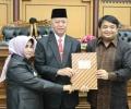 DPRD Sahkan RPJMD Kota Tanjungpinang 2018-2023