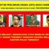 Tanjungpinang Siaga, Ini 4 Orang yang Kabur dari Tahanan