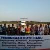 Dari Pinang Bisa Langsung Batam- Riau-Medan, Padang Nyusul