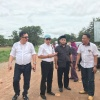 Komisi III DPRD Kepri Sidak Proyek, Progres Memprihatinkan