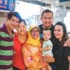 Halimah, Penjual Nasi Padang Besok Dilantik Jadi Presiden Singapura