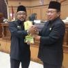 Wali Kota Sampaikan Pandangan Pemko Soal Inisiatif DPRD