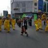 """Paguyuban Pasundan """"Bawa Singa"""" di Pawai Budaya Pinang"""
