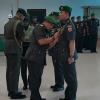 Sertijab Dandim Natuna, Letkol Inf Ucu ke Mabes TNI AD