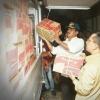 Abaikan Acara Presiden, Nurdin Pilih ke Lingga Bantu Korban Kebakaran