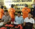 Polisi Natuna Kejar Pelaku Hingga Batam