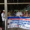 570 Paket Bantuan Kepri Peduli Diterima Bupati Anambas