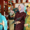 Deby-Herdawati Kompak di Galeri PKK Toapaya