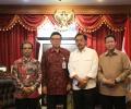 Kompaknya Gubernur, Wagub dan Ketua DPRD