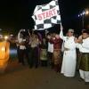 TNI Polri Ikut Meriahkan Pawai Takbir Malam Ini