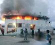 Kapal Terbakar, Dishub Minta ASDP Cari Pengganti