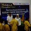 Gelar Bukber, Suzuki Arista Santuni Anak Panti Asuhan