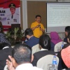 Komisi I Sosialisasikan 4 Pilar Kebangsaan ke Tagana dan Pramuka