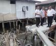 Komisi III DPRD Kepri Cek Pembangunan di Mako Brimob Polda Kepri
