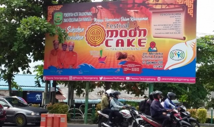 Puncak Event Moon Cake, Dua Tokoh Tionghoa Pinang Akan Beraksi