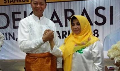 Kurang dari 24 Jam, Syahrul-Rahma Menuju Singgasana Senggarang