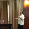 Kadissos Kepri Narasumber Pembentukan Study Group Anti Human Trafficking