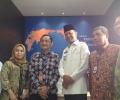 Maksimalkan Pelayanan, Garuda Indonesia Buka Kantor Baru