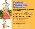 AKUR Gelar Festival Pesona Kue Nusantara, Silahkan Antar 20 Keping