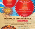 Sambut Tahun Baru, CK Hotel Tawarkan Paket Makan Malam Istimewa