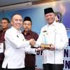Perdana, Pemko Dapat Penghargaan Keterbukaan Informasi