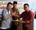 Pemilu 2019 Rumit, Wako Minta AJI Pinang Beri Info Valid