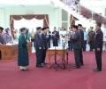 Dilantik Suparno, Hendri Delvi dan Arianto Jadi Anggota Dewan Selama 9 Bulan