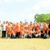 Keseruan Family Gathering ala Disperdagin Tanjungpinang