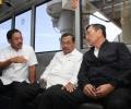 Ditagih Nurdin, Luhut Janji Dukung Percepatan Pembangunan Jembatan Babin