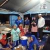 Syahrul Cek Kesiapan Dapur Umum Tagana untuk Korban Banjir