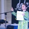 Ada Penyair Cilik, Wartawan Lingga Gagas Event Peringati Hari Pers