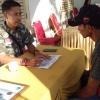 Disdukcapil Natuna Bantu Warga Anambas Bikin e-KTP di Rudis Gubernur