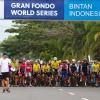 Diguyur Hujan, 1.200 Peserta Tour de Bintan Tetap Lanjutkan Balapan