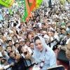Kampanye di Solo, Titiek Soeharto Cium Aroma Kemenangan 02