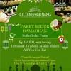 CK Hotel Siapkan Lebih dari 40 Menu untuk Paket Ramadan